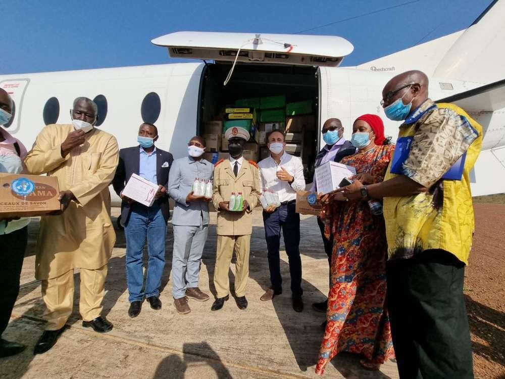 Ebola: L'équipe de l'ONU a commencé aujourd'hui une mission de quatre jours pour évaluer la situation dans la région sud-est de Nzérékoré