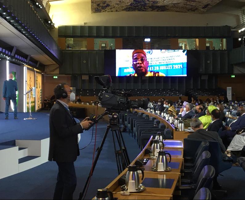 Le système des Nations Unies appui la Guinée dans la préparation du Sommet mondial sur les systèmes alimentaires